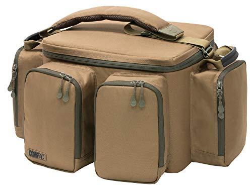 Compac Bag Carryall Medium Brown Unica