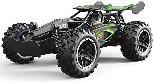 Wghz Camión de Control Remoto RC 2.4Ghz 1:18 20KM/H de Alta Velocidad 2WD RTR Escalador de Roca eléctrico Fast Race Buggy Hobby Cars Juguete para Regalo de niños