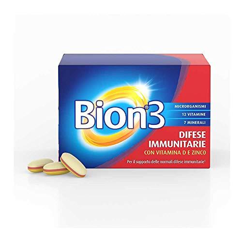 Procter&Gamble Bion3 Integratore Difese Immunitarie, 60