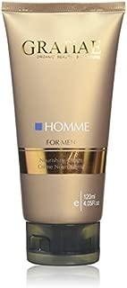 Gratiae Organics Nourishing Cream for Men, 4.08-Ounce