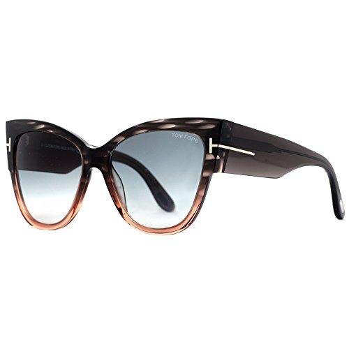 Tom Ford Mujer gafas de sol Anoushka FT0371, 20B, 57