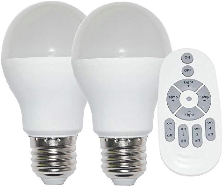 Smart Light Bulb-Zuverlssigkeit WiFi-Verbindung LED Soft Weiß Dimmable Mit Farbtemperatur und Helligkeit Screw Base Home Lighting Bar Werkstatt Garage Factory Backyard