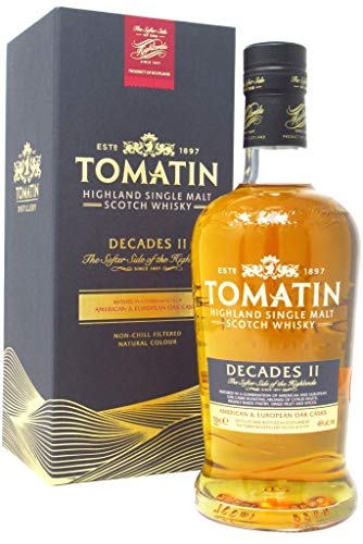 Tomatin - Decades II Limited Edition - Whisky