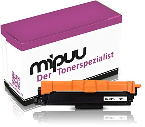Mipuu toner compatibel met Brother TN-247BK zwart voor DCP-L3550cdw DCP-L3510cdw HL-L3210cw HL-L3230cdw MFC-L3750cdw MCF-L3770cdw