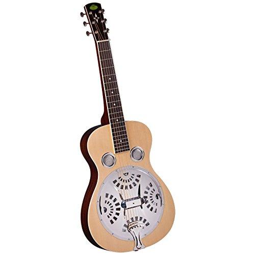 Regal RD-40NS Studio Series Squareneck Resophonic Guitar - Natural