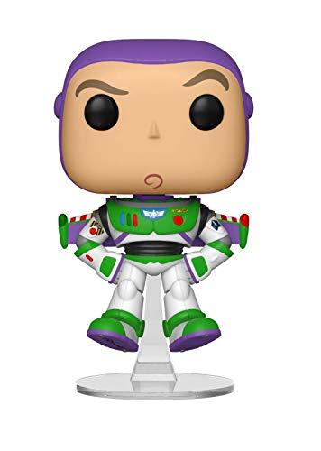 Funko Pop! Disney Pixar: Toy Story 4 – Buzz Lightyear – Figura realizada en Vinilo y de Unos 9 cm de Altura (Exclusivo Reino Unido)