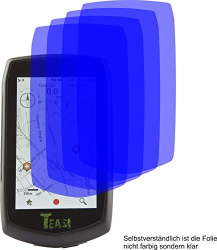 4ProTec I 4X ANTIREFLEX matt Schutzfolie für Teasi One4 One 4 Displayschutzfolie Bildschirmschutzfolie Schutzhülle Displayschutz Displayfolie Folie