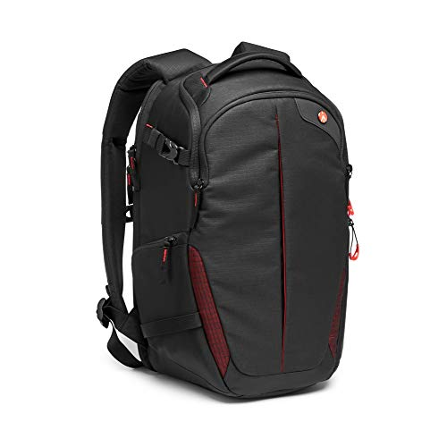 Manfrotto ProLight Redbee 110 professional backpack with secure rear access for DSLR, Mirrorless, CSC, Video Camera and Drone Setups MB PL-BP-R-110