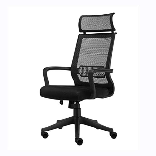 Ygqbgy Ergonomic Gaming Chair Racing Style Office Chair Recliner Computer Chair with Massage Fabric High-Back E-Sports Chair Height Adjustable Gaming Office Desk Chair (Black/Green) ( Color : Black )