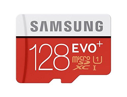 SAMSUNG Evo+ Evo Plus 128GB Micro SD SDXC TF Card Class 10 80MB/s 128G