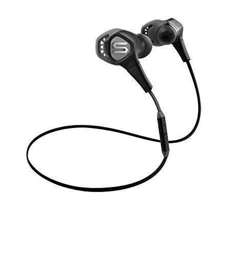 Soul Run Free Pro - Auriculares in-Ear Bluetooth, Negro