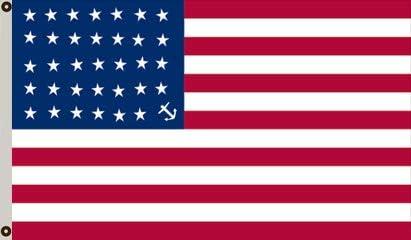 Fyon US 34 即納最大半額 Stars Original 6x10ft Old タイムセール Glory Banner Flag