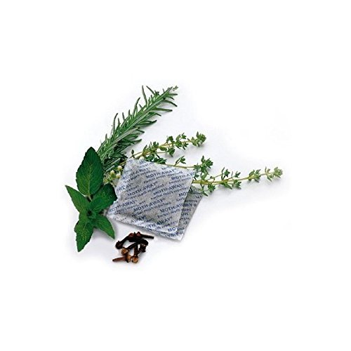 Moth Away Sachets - Nontoxic - 7...