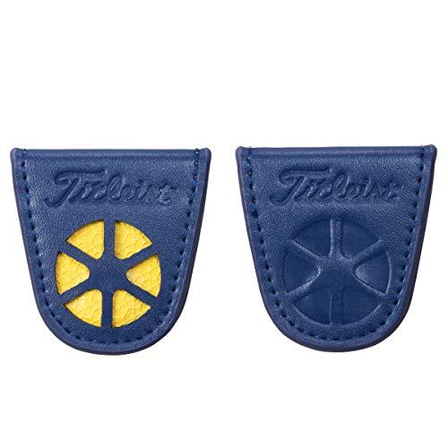 タイトリスト TITLEIST ラウンド小物 ポケットクリップマーカー ネイビー