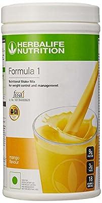 Herbalife Formula 1- Nutritional Shake Mix - Mango-500 Gms