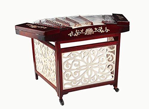 Professionelles Mahagoni Yangqin für chinesische Musikinstrumente
