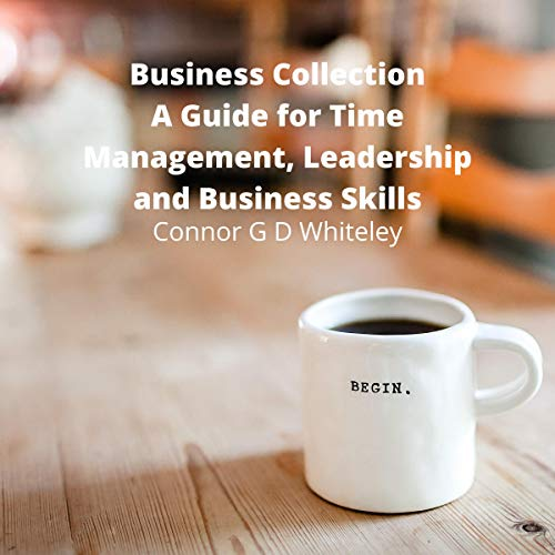 『Business Collection: A Guide to Time Management, Leadership and Business Skills』のカバーアート