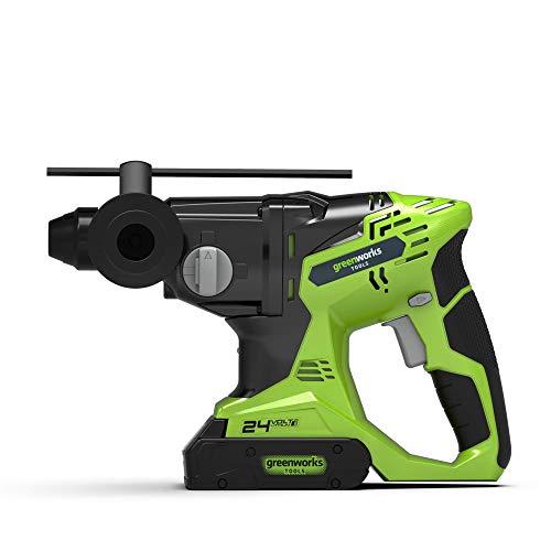Greenworks 77764 Akku-Bohrhammer