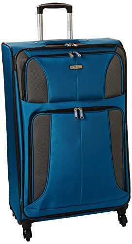 Samsonite Aspire Xlite Softside Expandable Luggage with Spinner Wheels, Blue Dream