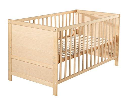 roba-kids 0191 - Cuna de 140 x 70 cm transformable en cama infantil