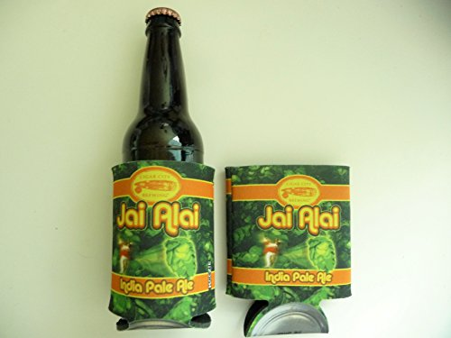 Cigar City Brewing Can Bottle Cooler Huggie (Jai Alai IPA)