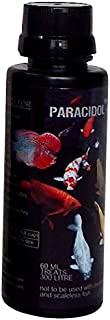 Aquatic Remedies Paracidol Freshwater Aquarium Medicine, 60 ml