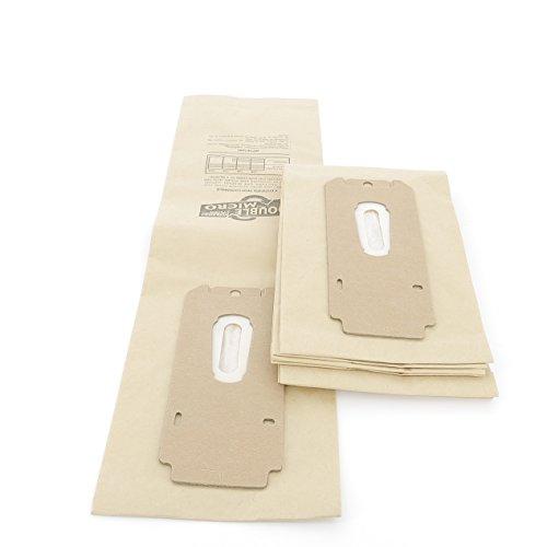 Qualtex 5 Pack of Paper Vacuum Cleaner Bags for Oreck XL Upright Vacuum...