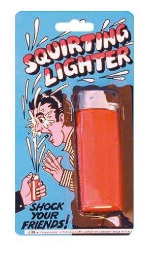 Squirt Lighter (Bic)Pk12