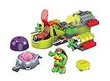 Mega Construx Teenage Mutant Ninja Turtles Turtles Launcher Building Set