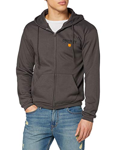 Call of Duty: Black Ops 4 Sudadera M Patch Cremall