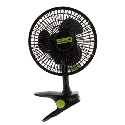 Clip Fan 12W - 1 vitesse - GARDEN HIGHPRO