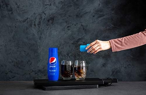 Sony WH-CH710N kabellose Bluetooth Noise Cancelling Kopfhörer, Schwarz & SodaStream Sirup Pepsi Cola - 1x Flasche ergibt 9 Liter Fertiggetränk, 440 ml