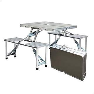 طاولة قابلة للطي الومنيوم - متعدد الالوان