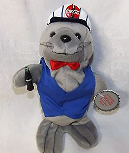 Coca Cola Seal in Delivery Outfit by Cavanagh Group