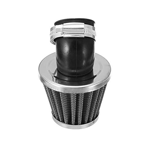 Limpiador de filtros de aire Filtro Aire Motocicleta 42mm 45mm 48mm 50mm 35mm 38mm Universal Para Motocicleta 50cc 110cc 125cc 140cc Para ATV Para S&cooter Pit Dirt Bike Cubierta de plástico impermeab