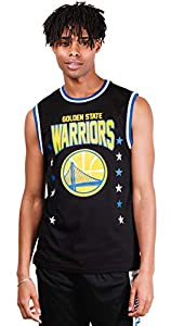 ULTRA GAME NBA APPAREL: Officially Licensed by The NBA (National Basketball Association), Ultra Game NBA features innovative designs with forward thinking graphics and textures. COMFORTABLE FIT: This tank was made with comfort in mind. Cut a bit slim...