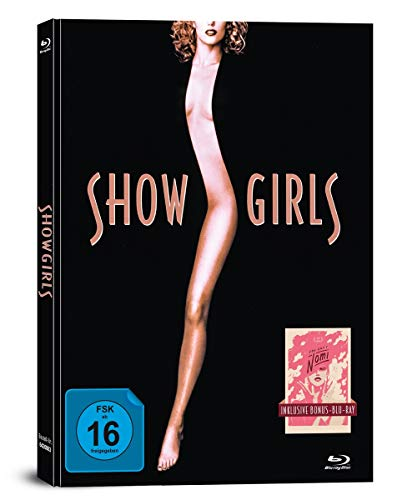 Showgirls - You Don't Nomi - 2-Disc Limited Collector's Edition im Mediabook (+ Bonus-Blu-ray)