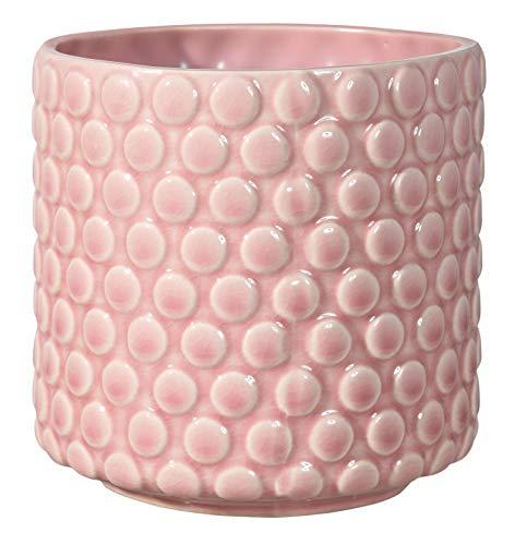 Bloomingville Macetero, rosado, cermica
