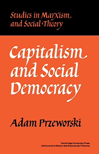 Capitalism and Social Democracy (Studies in Marxism and Social Theory) (English Edition)