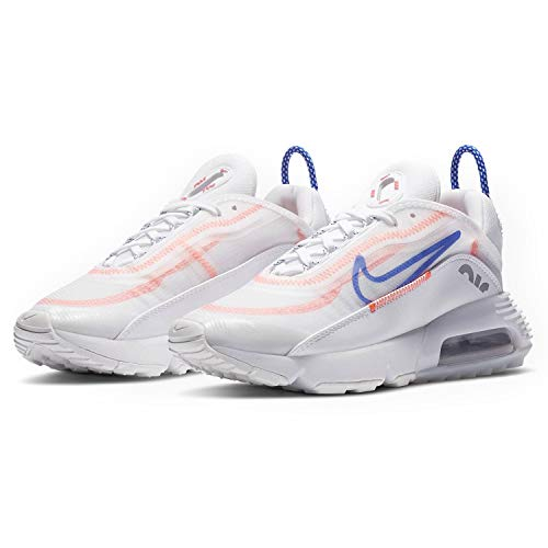 Nike WMNS Air Max 2090 - Zapatillas de deporte (talla 40), color blanco