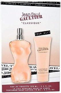 Jean Paul Gaultier Classique Jea-1647 for Women (Gift Set, 100 ml)