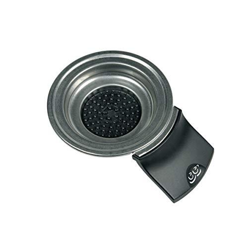 DL-pro Padhalter schwarz zweifach für Philips Senseo 422225962271 HD5010/01 Kaffeemaschine Padmaschine