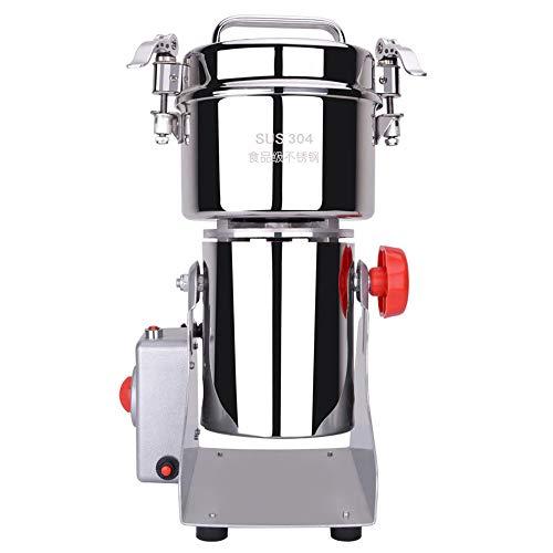 800G Schaukel Elektrische Getreidemühle Pfeffer Kräutergewürzmühle Für Staub Multifunktions Grain Kaffee Spice Getreide Kräutermedizin Chinesische Pulverizer 220V