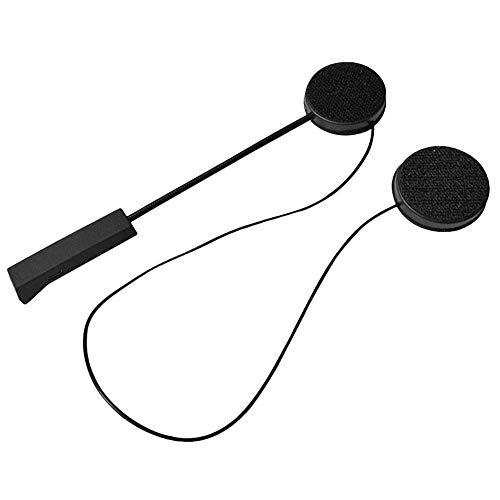 Festnight Cuffie Bluetooth Senza Fili Cuffie da interfono per Motociclisti Cuffie di Alta qualità con Microfono a Mani libere per Motociclista