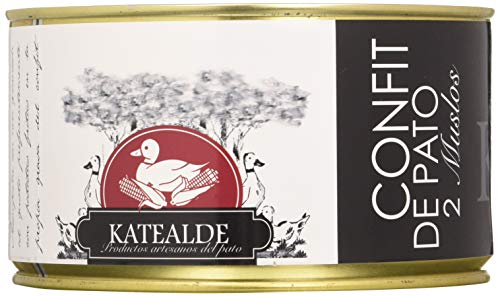 Katealde Confit De Pato, 2 Muslos 1000 g