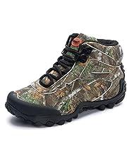 Camouflage waterdichte hoge wandelschoenen voor heren Outdoor trekkingschoenen Antislip slijtvaste kampeerlaarzen Wandellaarzen