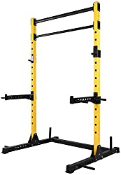 HulkFit Multi-Function Free Standing Pull Up Bar and Power Tower