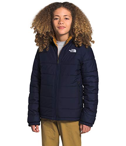 The North Face Kids Boy's Reversible Mount Chimborazo Jacket (Little Kids/Big Kids) TNF Navy MD (10-12 Big Kids)