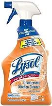 Professional Lysol Antibacterial Kitchen Cleaner Spray, Fresh Citrus Scent, 32oz