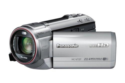 Panasonic HC-V727 ( Speicherkarte,1080 pixels,SD/SDHC/SDXC Card )